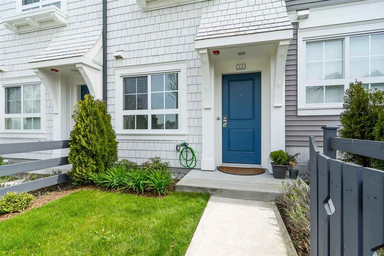 """Main Photo: 13 8476 207A Street in Langley: Willoughby Heights Townhouse for sale in """"YORK By Mosaic"""" : MLS®# R2272290"""
