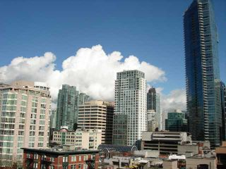 Photo 1: 801 1050 SMITHE Street in Vancouver: West End VW Condo for sale (Vancouver West)  : MLS®# V859133