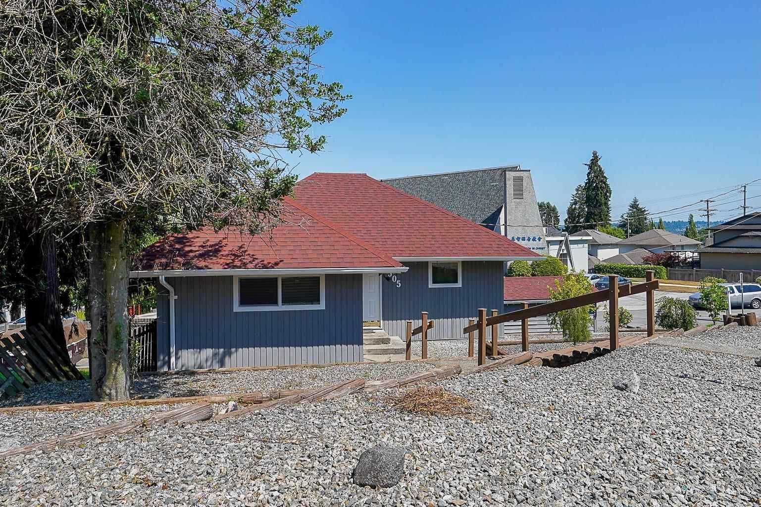 Main Photo: 505 BRAID Street in New Westminster: The Heights NW House for sale : MLS®# R2599621