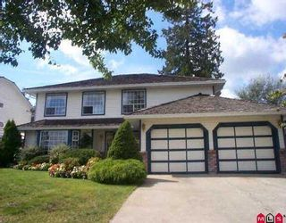 """Photo 1: 9385 159TH ST in Surrey: Fleetwood Tynehead House for sale in """"BEL AIR ESTATES"""" : MLS®# F2520001"""
