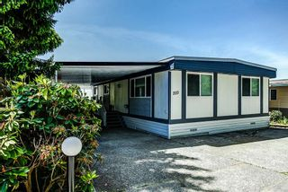 """Photo 15: 200 201 CAYER Street in Coquitlam: Maillardville Manufactured Home for sale in """"WILDWOOD PARK"""" : MLS®# R2175279"""
