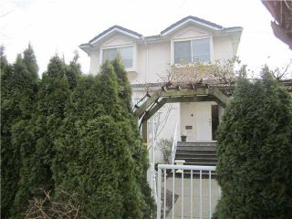Photo 1: 8024 17TH Avenue in Burnaby: East Burnaby House for sale (Burnaby East)  : MLS®# V982422