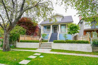 Main Photo: 1454 E 20TH Avenue in Vancouver: Knight 1/2 Duplex for sale (Vancouver East)  : MLS®# R2578069
