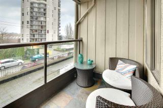 """Photo 2: 402 1040 PACIFIC Street in Vancouver: West End VW Condo for sale in """"Chelsea Terrace"""" (Vancouver West)  : MLS®# R2239009"""
