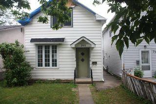 Photo 1: 205 Hampton Street in Winnipeg: St James Residential for sale (5E)  : MLS®# 202114412