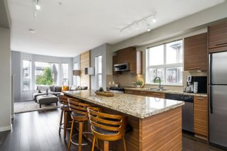 """Photo 5: 108 7938 209 Street in Langley: Willoughby Heights Townhouse for sale in """"RED MAPLE PARK"""" : MLS®# R2624656"""