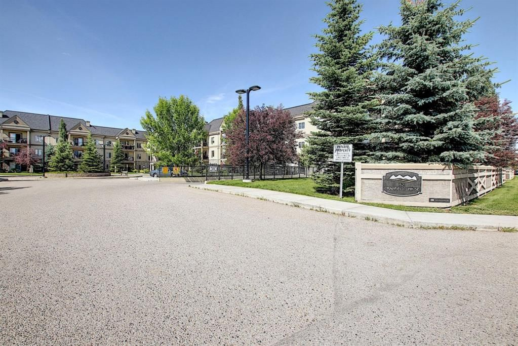 Main Photo: 327 52 CRANFIELD Link SE in Calgary: Cranston Apartment for sale : MLS®# A1104034