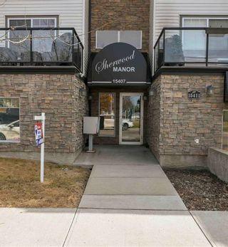 Photo 44: 204 15407 93 Avenue in Edmonton: Zone 22 Townhouse for sale : MLS®# E4240990