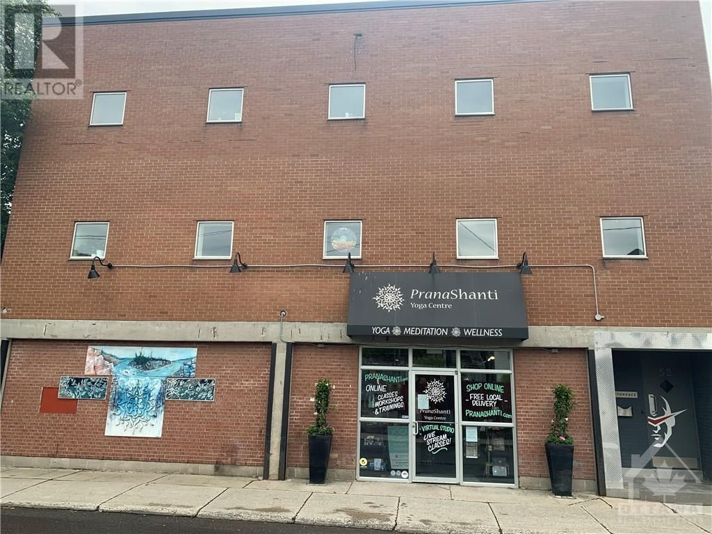 Main Photo: 52 ARMSTRONG STREET in Ottawa: Retail for lease : MLS®# 1246765