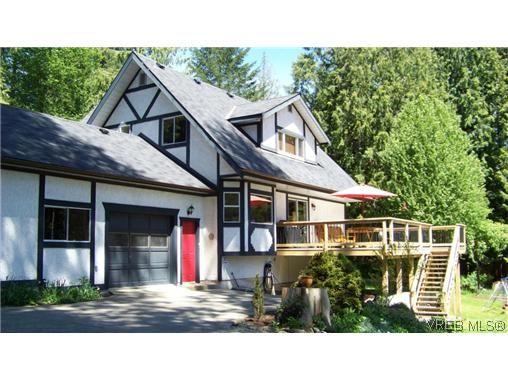 Main Photo: 3750 Otter Point Rd in SOOKE: Sk Kemp Lake House for sale (Sooke)  : MLS®# 628351