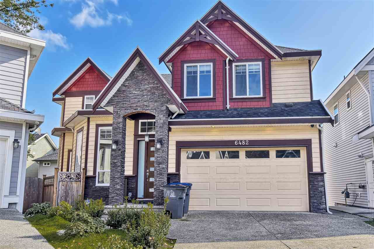 Main Photo: 6482 139A STREET in Surrey: East Newton House for sale : MLS®# R2443422