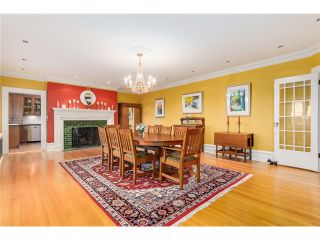 "Photo 5: 5055 CONNAUGHT Drive in Vancouver: Shaughnessy House for sale in ""Shaughnessy"" (Vancouver West)  : MLS®# V1103833"