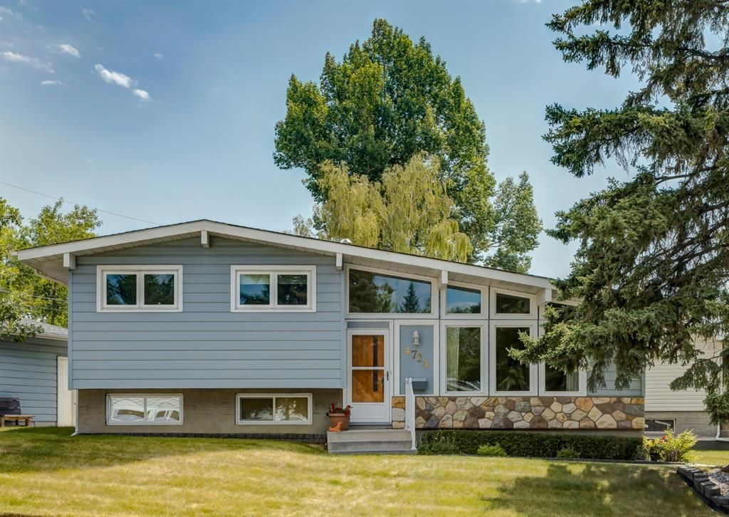 Main Photo: 4724 Chapel Road NW in Calgary: Charleswood Detached for sale : MLS®# A1130861