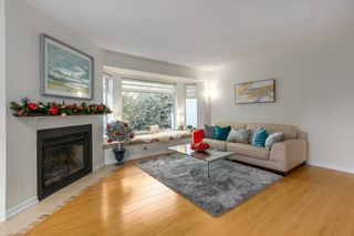 "Photo 1: 3103 SADDLE Lane in Vancouver: Champlain Heights Townhouse for sale in ""HUNTINGWOOD"" (Vancouver East)  : MLS®# R2321453"