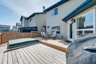 Photo 36: 150 WISTERIA Lane: Fort Saskatchewan House for sale : MLS®# E4239584
