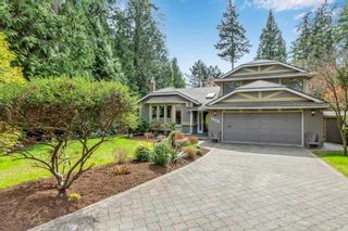 """Photo 2: 1929 AMBLE GREENE Drive in Surrey: Crescent Bch Ocean Pk. House for sale in """"Amble Greene"""" (South Surrey White Rock)  : MLS®# R2579982"""