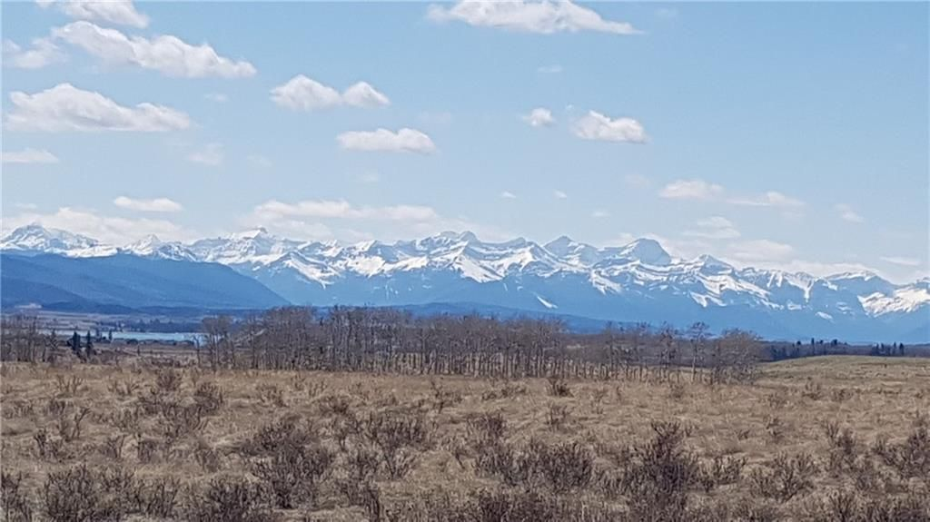 Main Photo: Range Road 55 in Rural Rocky View County: Rural Rocky View MD Land for sale : MLS®# C4295902