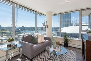 """Photo 1: 1502 688 ABBOTT Street in Vancouver: Downtown VW Condo for sale in """"Firenza Tower II"""" (Vancouver West)  : MLS®# R2603600"""