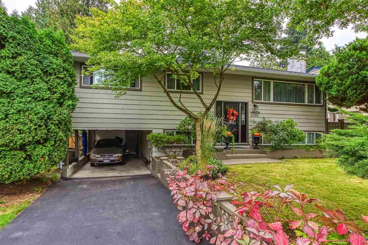 "Main Photo: 11507 93 Avenue in Delta: Annieville House for sale in ""Annieville"" (N. Delta)  : MLS®# R2505607"