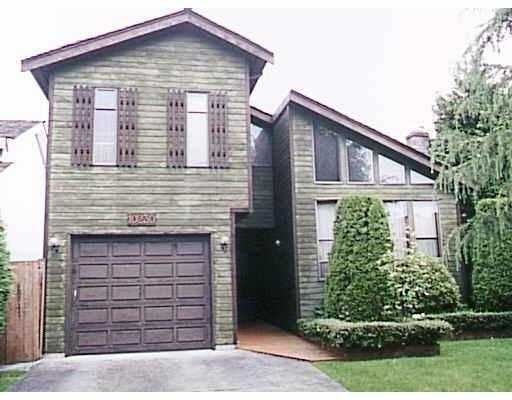 """Main Photo: 10230 HOLLYMOUNT DR in Richmond: Steveston North House for sale in """"HOLLY PARK"""" : MLS®# V567714"""