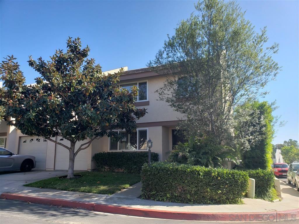 Main Photo: CLAIREMONT Condo for sale : 3 bedrooms : 5507 Caminito Jose in San Diego