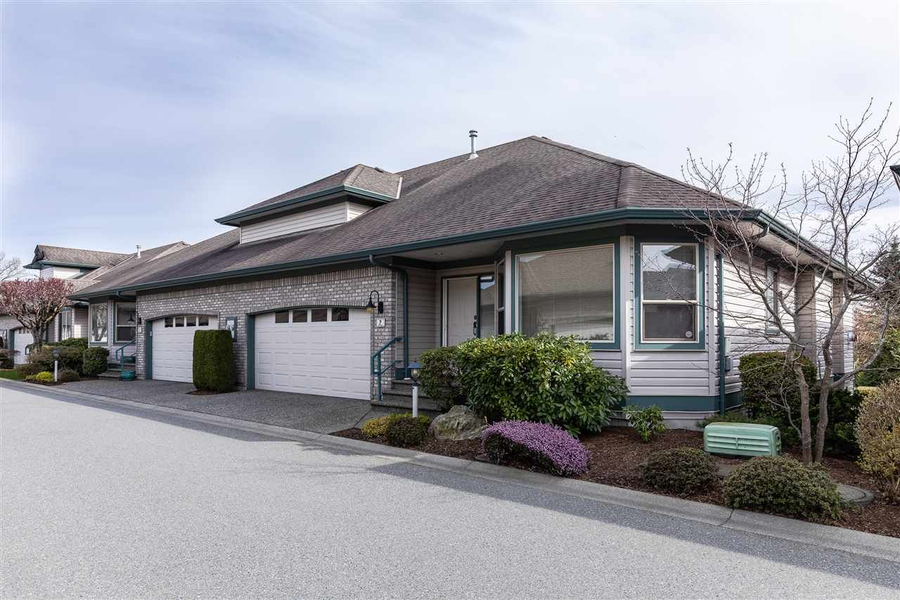 """Main Photo: 7 31517 SPUR Avenue in Abbotsford: Abbotsford West Townhouse for sale in """"View Pointe Properties"""" : MLS®# R2565680"""