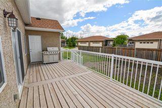 Photo 26: 27 450 Augier Avenue in Winnipeg: St Charles Condominium for sale (5G)  : MLS®# 202125103