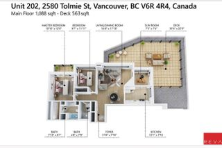 Main Photo: 202 2580 TOLMIE Street in Vancouver: Point Grey Condo for sale (Vancouver West)  : MLS®# R2602487