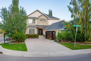 Photo 1: 3 Evercreek Bluffs Road SW in Calgary: Evergreen Detached for sale : MLS®# A1145931