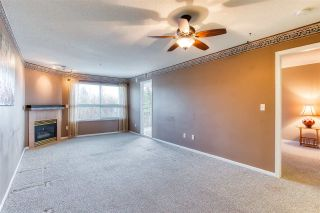"""Photo 4: 415 8068 120A Street in Surrey: Queen Mary Park Surrey Condo for sale in """"Melrose Place"""" : MLS®# R2422269"""