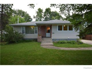 Photo 1: 131 St Vital Road in Winnipeg: St Vital Residential for sale (2C)  : MLS®# 1621634