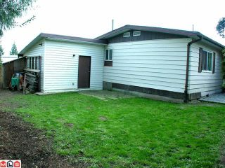 Photo 9: 2229 CRYSTAL Court in Abbotsford: Poplar Manufactured Home for sale : MLS®# F1007385