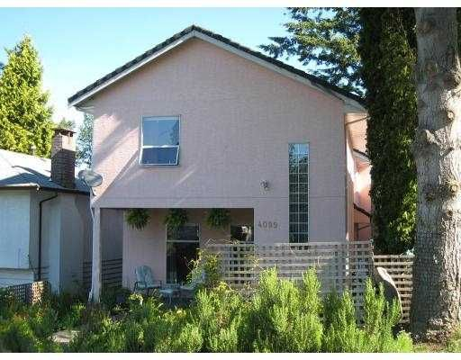 FEATURED LISTING: 4099 FOREST Street Burnaby