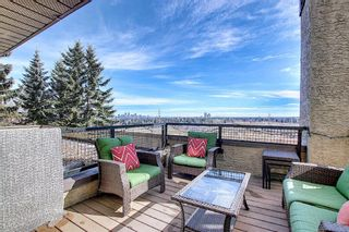 Photo 1: 6 210 Village Terrace SW in Calgary: Patterson Apartment for sale : MLS®# A1080449