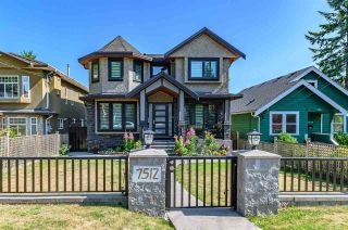 Main Photo: 7512 14TH Avenue in Burnaby: Edmonds BE House for sale (Burnaby East)  : MLS®# R2537000