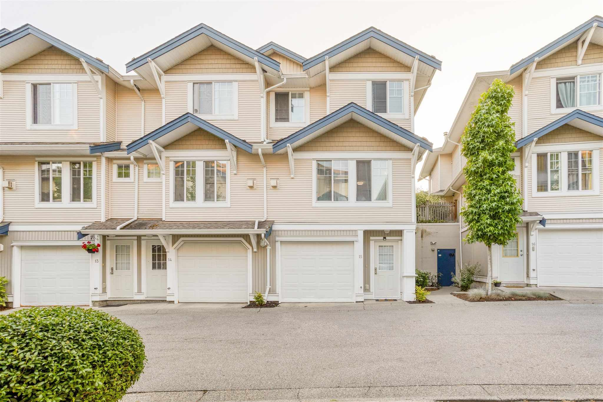 """Main Photo: 15 6533 121 Street in Surrey: West Newton Townhouse for sale in """"STONEBRIAR"""" : MLS®# R2602368"""