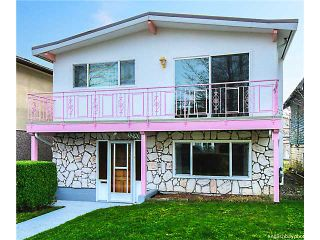 Photo 1: 3290 E 44TH Avenue in Vancouver: Killarney VE House for sale (Vancouver East)  : MLS®# V991160