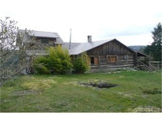 Photo 1: 1482 Fulford-Ganges Rd in SALT SPRING ISLAND: GI Salt Spring House for sale (Gulf Islands)  : MLS®# 461619