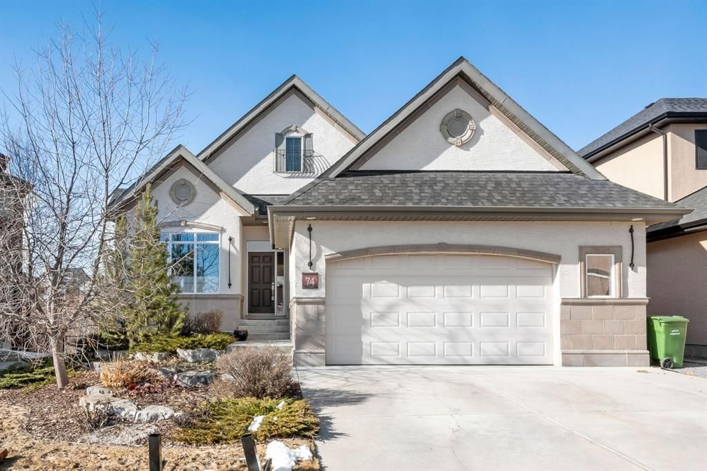 Main Photo: 74 Tuscany Estates Crescent NW in Calgary: Tuscany Detached for sale : MLS®# A1085092