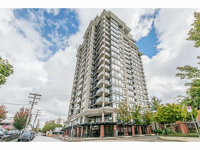 Main Photo: 1205 610 VICTORIA STREET in : Downtown NW Condo for sale (New Westminster)  : MLS®# V1117554