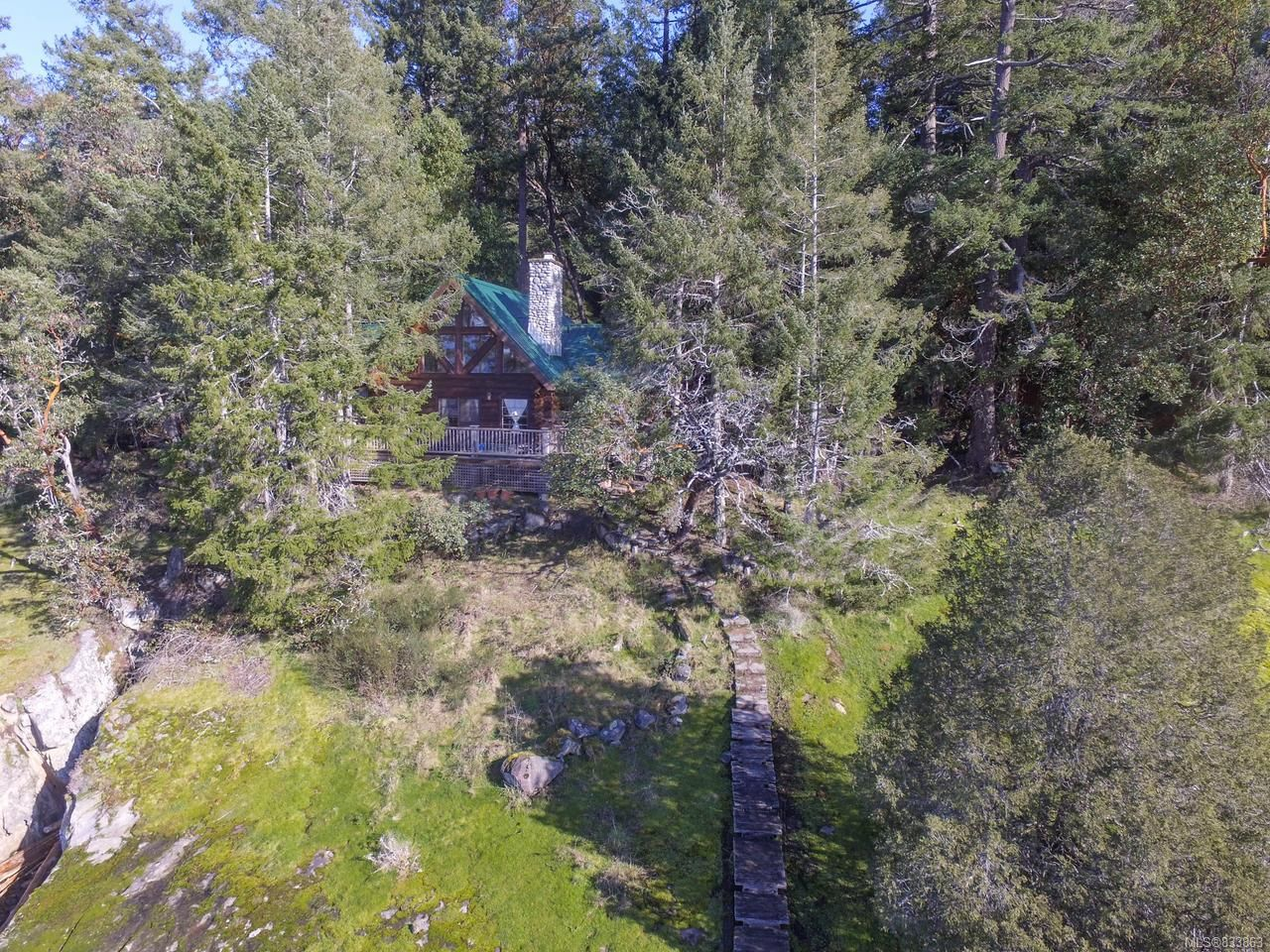 Photo 24: Photos: 255 Forbes Dr in THETIS ISLAND: Isl Thetis Island House for sale (Islands)  : MLS®# 833863