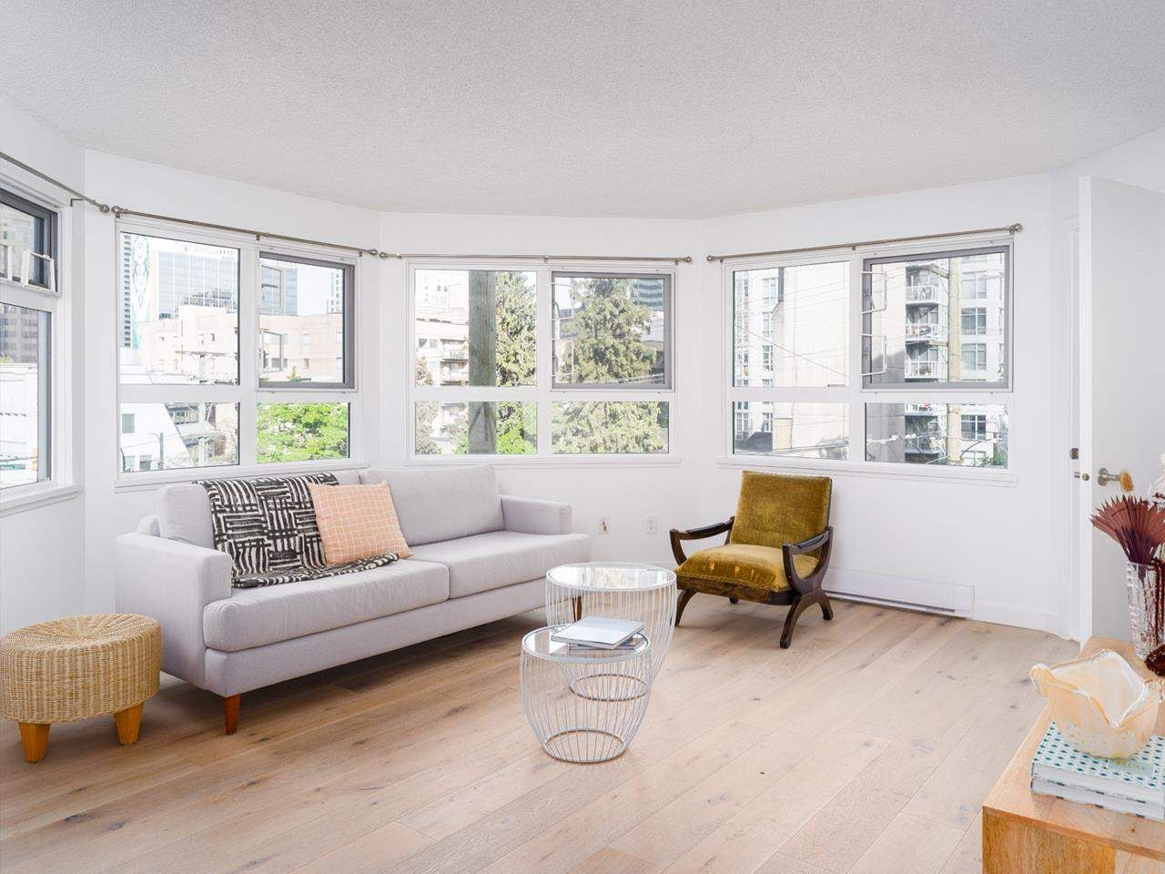 """Main Photo: 305 921 THURLOW Street in Vancouver: West End VW Condo for sale in """"Kristoff Place"""" (Vancouver West)  : MLS®# R2580196"""