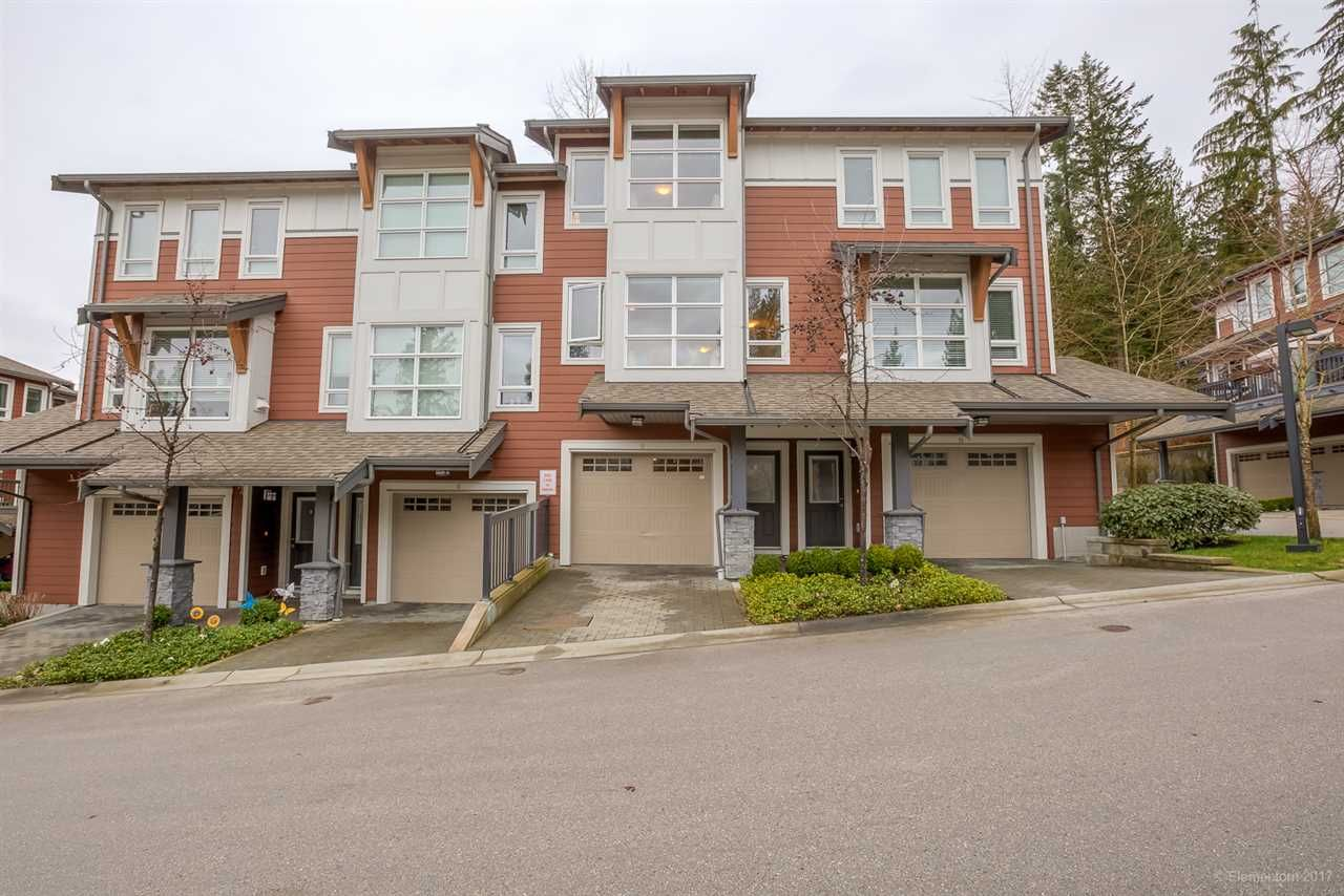 Main Photo: 9 3431 GALLOWAY Avenue in Coquitlam: Burke Mountain Townhouse for sale : MLS®# R2148239