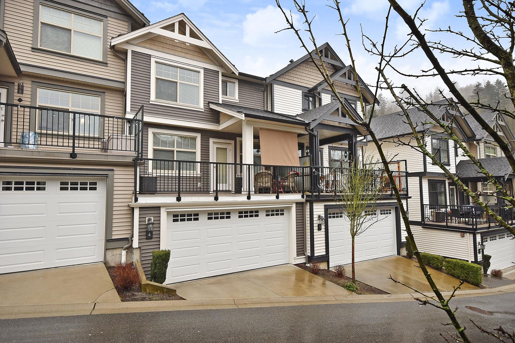 """Photo 20: Photos: 4 35298 MARSHALL Road in Abbotsford: Abbotsford East Townhouse for sale in """"Eagles Gate"""" : MLS®# R2434344"""