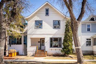 Photo 1: 263 Aubrey Street in Winnipeg: Wolseley Residential for sale (5B)  : MLS®# 202105171