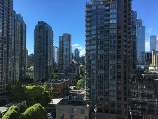 "Photo 2: 1105 888 HAMILTON Street in Vancouver: Downtown VW Condo for sale in ""ROSEDALE GARDENS"" (Vancouver West)  : MLS®# R2575623"