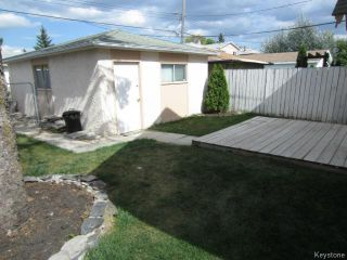 Photo 11: 577 Windsor Avenue in WINNIPEG: East Kildonan Residential for sale (North East Winnipeg)  : MLS®# 1318308