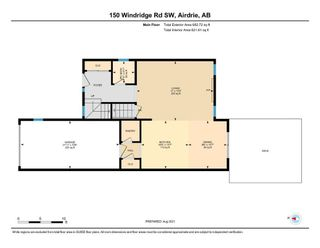 Photo 31: 150 Windridge Road SW: Airdrie Detached for sale : MLS®# A1141508