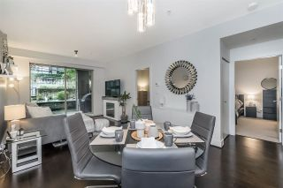 Photo 3: 110 7428 BYRNEPARK WALK in Burnaby: South Slope Condo for sale (Burnaby South)  : MLS®# R2262212