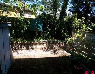 """Photo 7: 5 10898 152ND ST in Surrey: Bolivar Heights Townhouse for sale in """"Woodbridge"""" (North Surrey)  : MLS®# F2609389"""